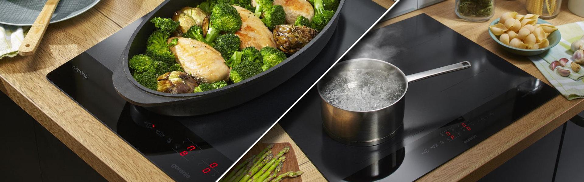 Gorenje ploče za kuhanje nova generacija