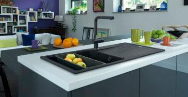 Kako instalirati FRANKE Fragranite sudoper